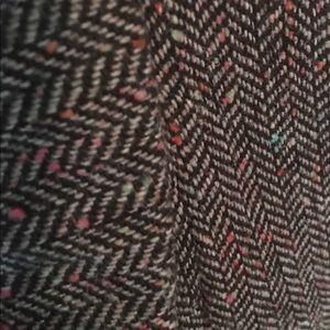H & M tweed women's blazer